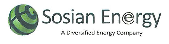Sosian Energy