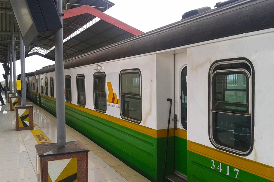 Nairobi Commuter Rail Project